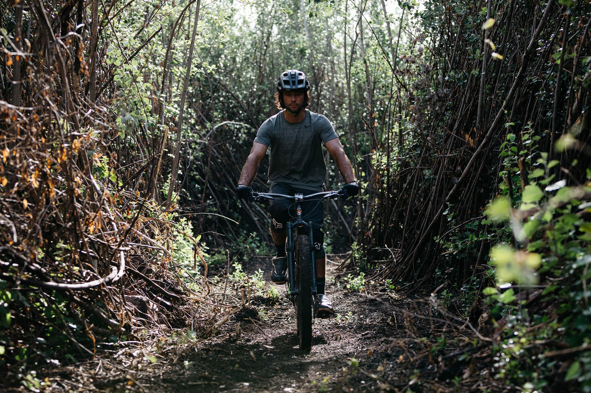 Green Single Track Trail