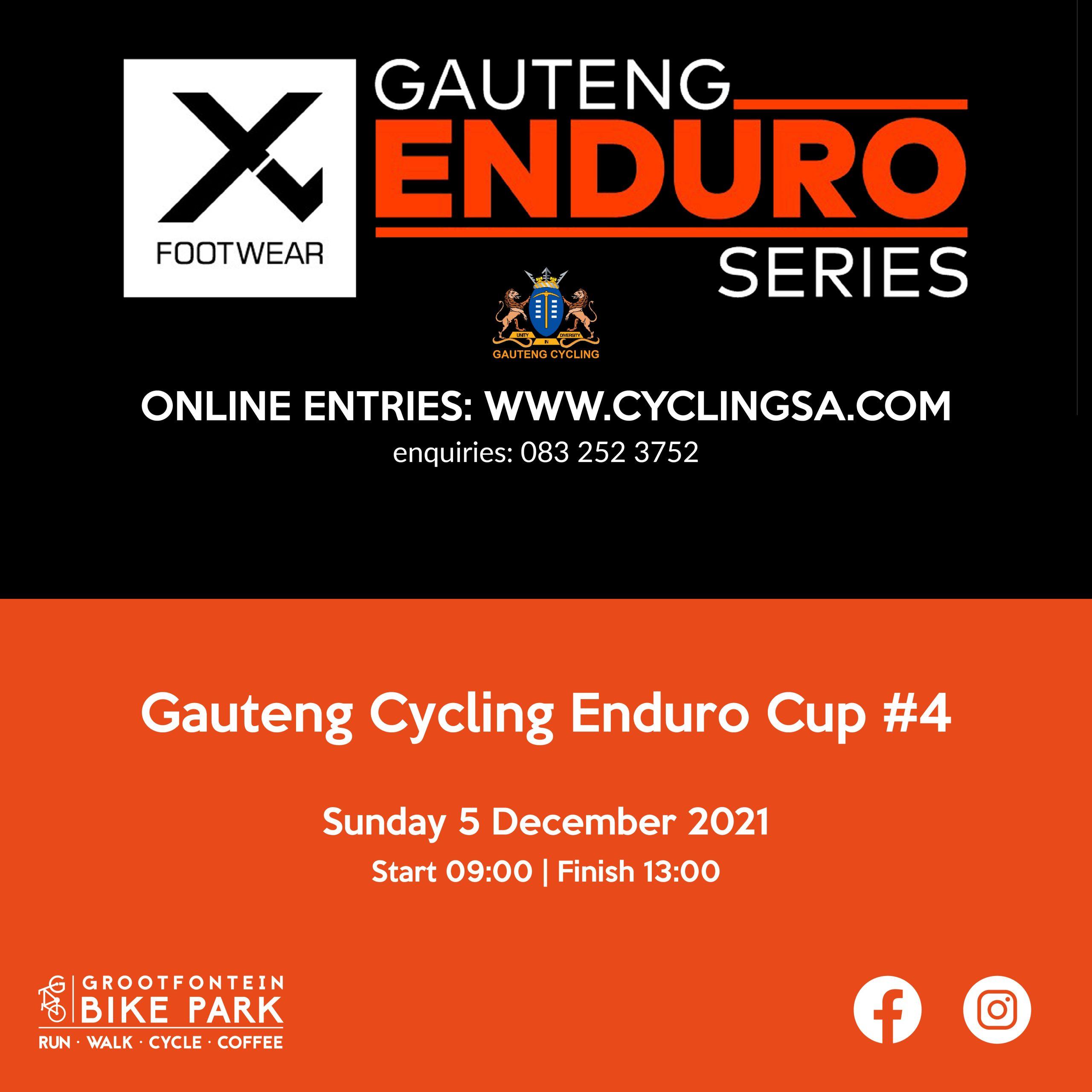 Gauteng Cycling Enduro Cup #4