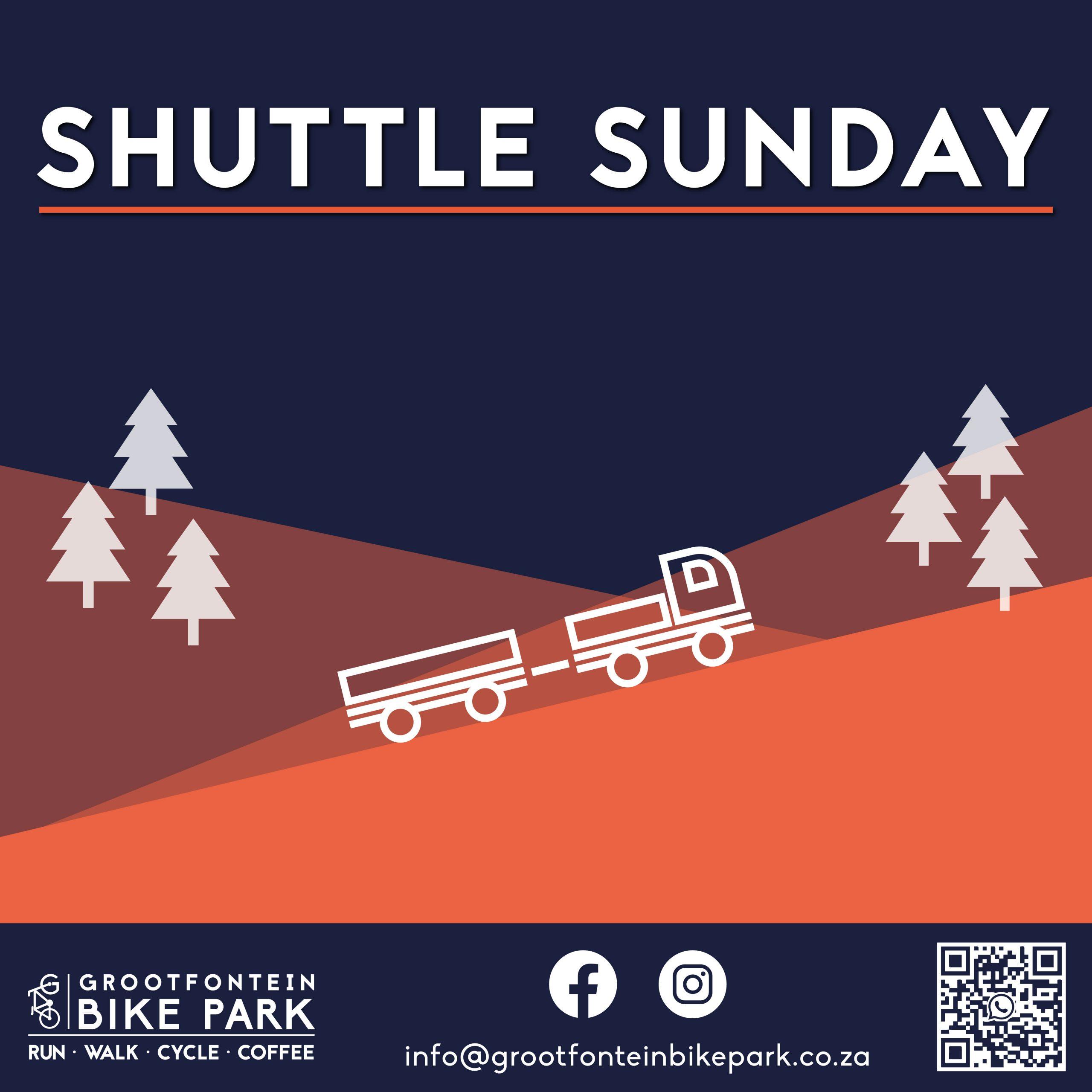 Shuttle Sunday