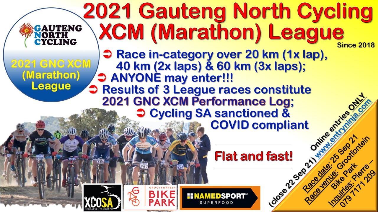 GNC XCM (Marathon) League